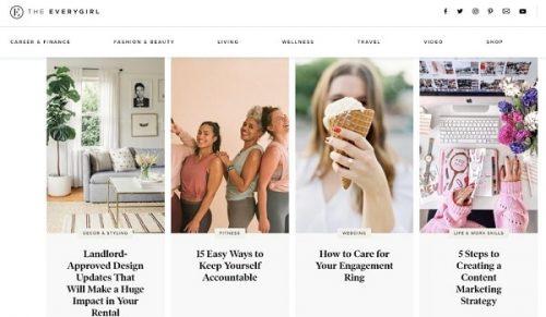 The-Everygirl-Lifestyle-blog-for-women-entrepreneurs