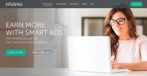 adsense-alternatives-10-infolinks
