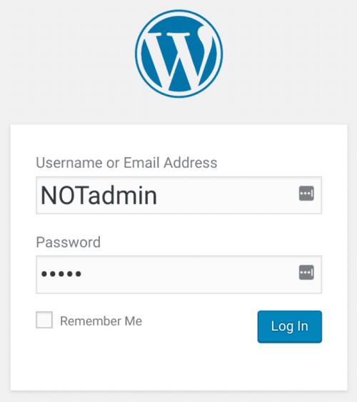 start-a-blog-wordpress-login